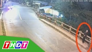 Tai nạn kinh hoàng ở cầu Tân Việt Hòa (Phường 6), TP. Cao Lãnh | THDT