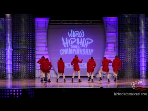 Brooklyn (south Africa) 2012 World Hip Hop Dance Championship video