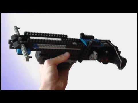 Lego Full Automaitc Crossbow