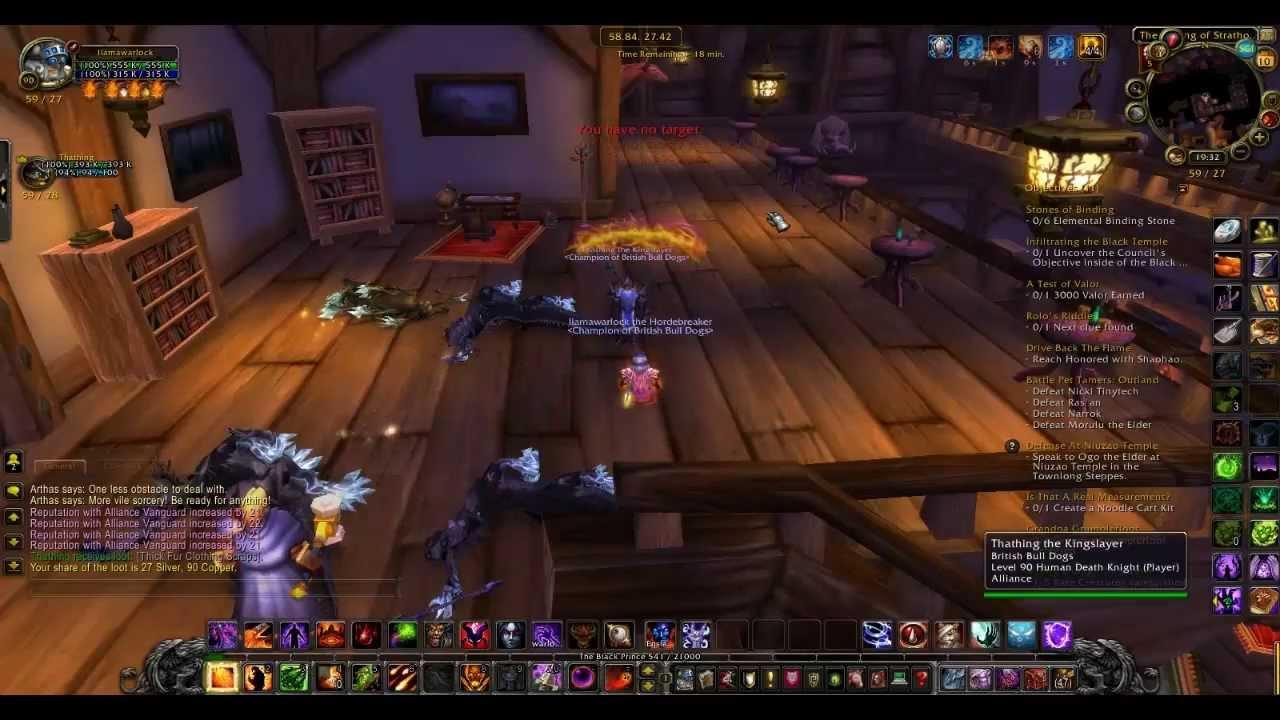 World of Warcraft Bronze Drake