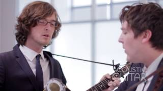 Acoustic Guitar Sessions: The Milk Carton Kids