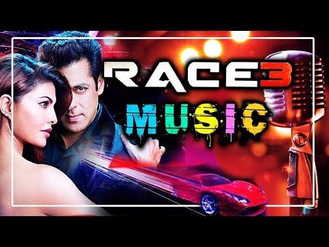RACE 3 MUSIC Will Be Epic   Salman Khan, Jacqueline Fernandez thumbnail