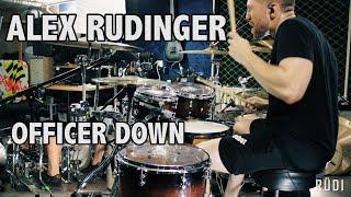 """Download Lagu Alex Rudinger - Bad Wolves - """"Officer Down"""" Gratis STAFABAND"""