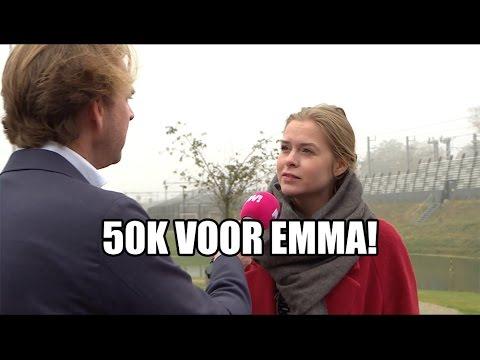 Crowdfundactie voor Emma levert 50.000 op