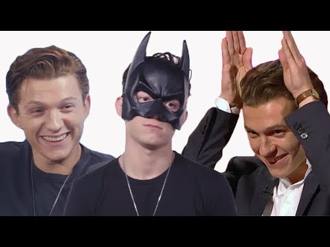 Tom Holland Funny Moments 2017 thumbnail