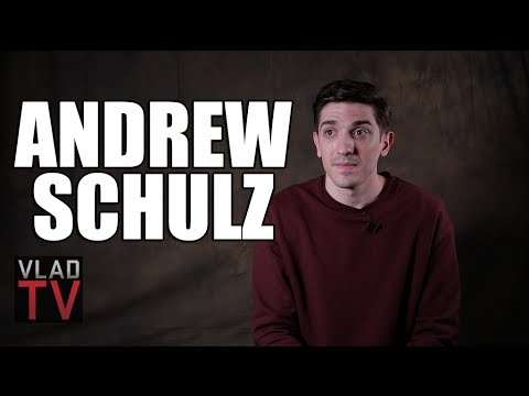 Andrew Schulz Says Sexual Expectations for White Men are Lower