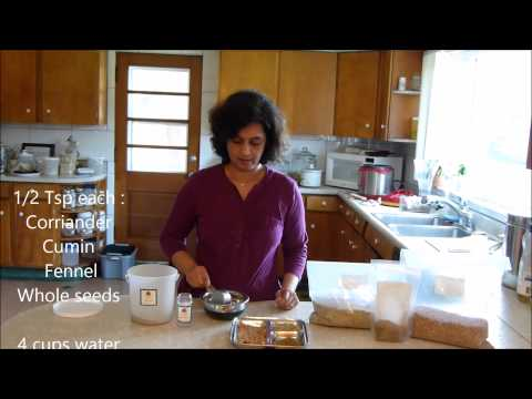 Make Your Own Ayurvedic Weight Loss & Detox Tea in 2 Minutes.