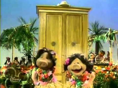 Chris Langham y Los Muppets