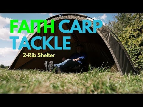 Namiot Na Krótkie Wypady - Faith Carp Tackle 2 Rib Shelter