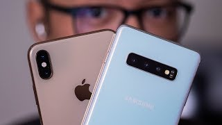 Samsung Galaxy S10+ vs iPhone XS Max: Your move, Apple