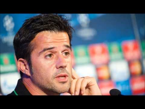 Dedicatória para o treinador do Sporting Clube de Portugal - Marco Silva