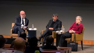 Dr. Vishal Sikka, Infosys CEO: Talks at GS Session Highlights