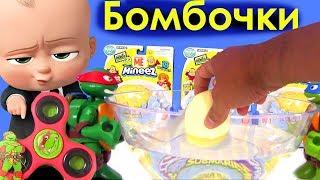 Видео для Детей Despicable Me 3 Гадкий Я 3 #Миньоны Сюрпризы! Босс Молокосос Boss Baby Спиннер