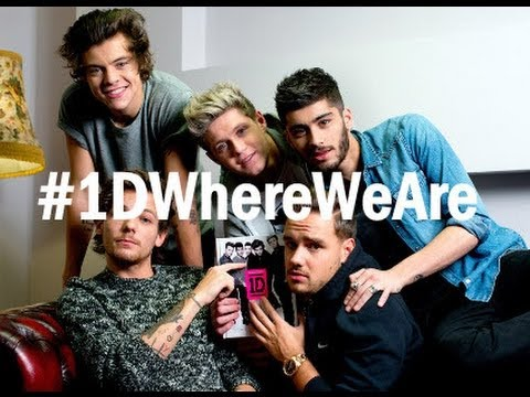 One Direction - Where We Are (Official)