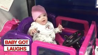Most Amazing Baby Drivers! | Funny Baby Compilation