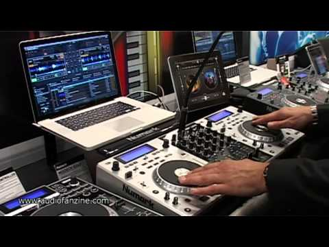 NUMARK MIXDECK QUAD video demo [Musikmesse 2011]