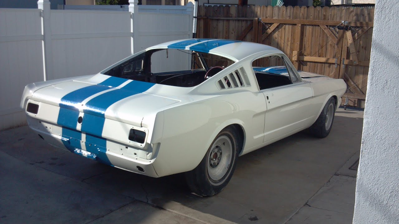 65 Gt 350 Fastback Replica For Sale Youtube