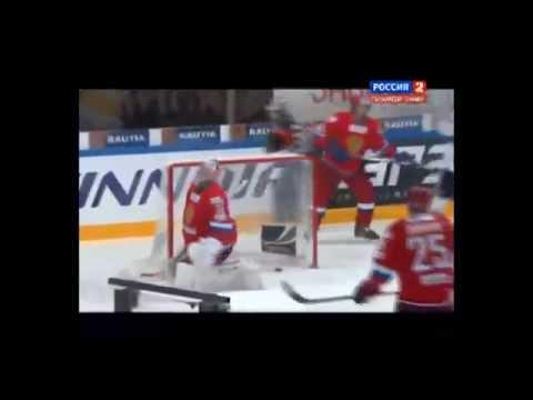 Euro Hockey Tour 2015 Россия-Финляндия 0:3 || Russia-Finland 0:3 HD 16.04.15