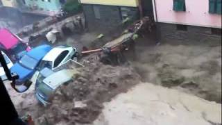 Vernazza Floods