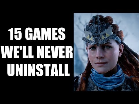 15 Games We'll Never Uninstall