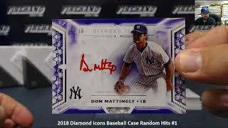 8/29/2018 2018 Diamond Icons Baseball Case Random Hits #1