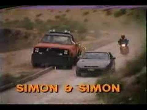 Misc Television - Simon And Simon