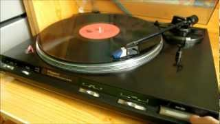 Technics SL-BD3 automatic turntable presentation