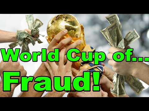 "FIFA Scandal: ""World Cup of Fraud"" - Blatter :""Shame on the Sport"""