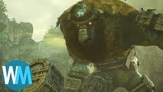 Top 10 Jaw-dropping Moments in Games