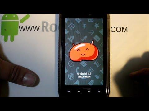 Droid Razr Maxx XT912 CM10.2 Android 4.3 rom