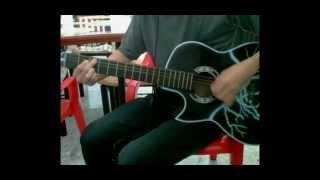 Avril Lavigne - Smile (Acoustic Guitar) + Chords LinK