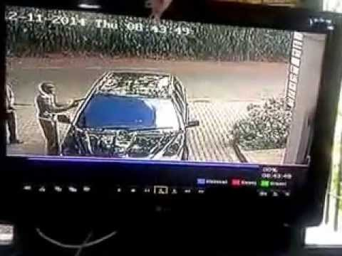 HOW NAIROBI THUGS MISERABLY FAILED TO CARJACK A BULLETPROOF BMW
