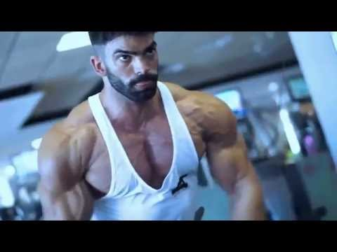Sergi Constance  How workout chest & triceps 2016HD  NEW