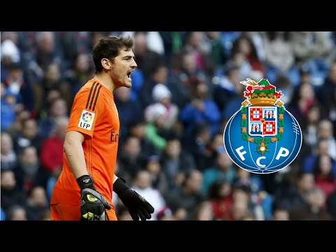 Iker Casillas - I'm Back - Best Saves - Real Madrid - 2015 HD