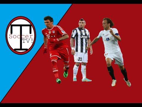 Vidal To Real Madrid! Mandzukic To Arsenal! Transfer News