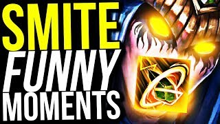 WHY BLINK IS THE BEST RELIC! - SMITE FUNNY MOMENTS