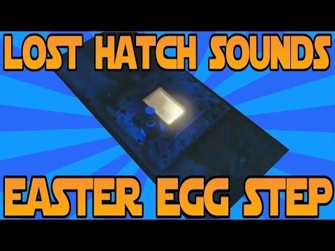 """GTA 5 Online"" Lost Hatch Mysterious Sounds - GTA V Easter Egg"