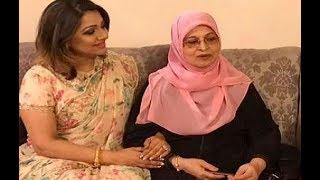 শাবানার সাথে কী করছেন আখি আলমগীর !? Akhi Alamgir Shabana together showbiz hits !
