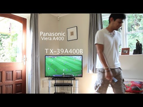 Panasonic TX-39A400B Unboxing and Review
