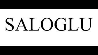 Saloglu Mebel - Kunc Divanlar 00:51
