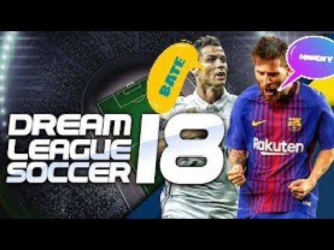 Dream league soccer 2018 Android gameplay.BATE-MAN.CITY