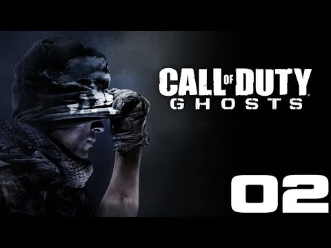 "Call of Duty Ghosts Walkthrough Part 2 ""Brave New World"" Gameplay Playthrough Lets Play Xbox360"