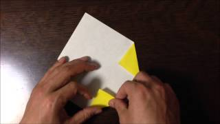 55.how To Fold Origami Chick Of The Bird