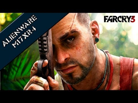 Alienware M17xR4 Farcry 3 HD 7970M