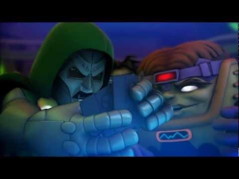 «Marvel: Команда Супергероев» | Трейлер