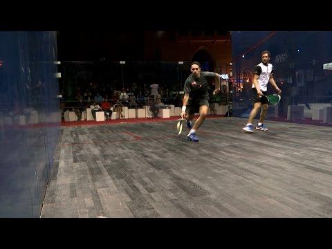 Squash: El Gouna International 2015 Round Up : Rd1 [Pt4]