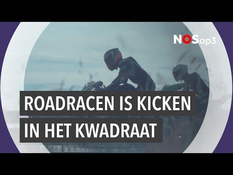 De ultieme kick voor de roadracer | NOS op 3