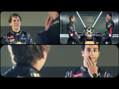 CASIO Face Time - Vettel vs. Ricciardo - Belgian Grand Prix