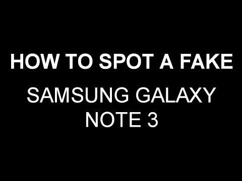media fake samsung galaxy s4 vs real samsung galaxy s4 hd