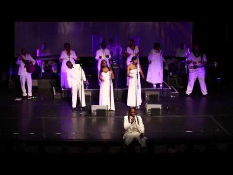 Gospel singer runs 100 voices show